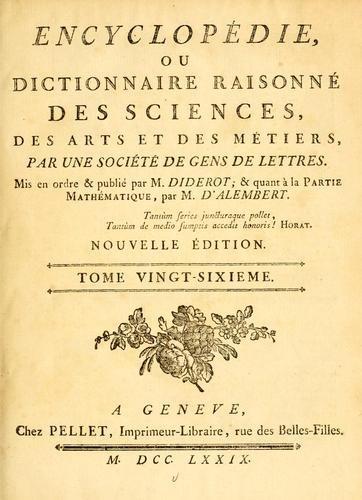 """""""All'inizio è la parola. Enciclopedie in Svizzera"""""""