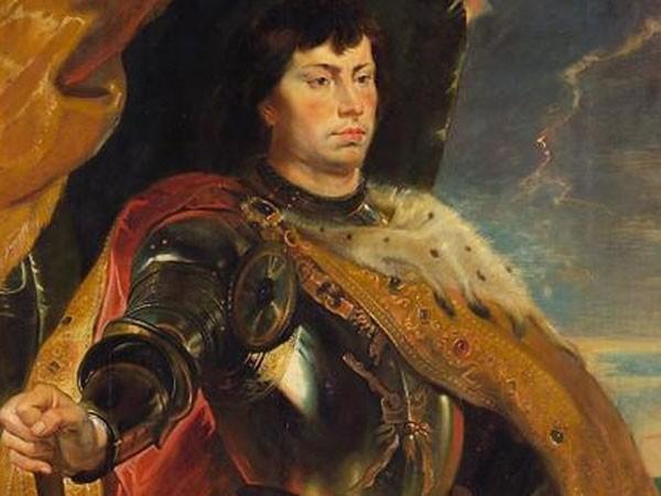 Il duca di Borgogna e gli Svizzeri