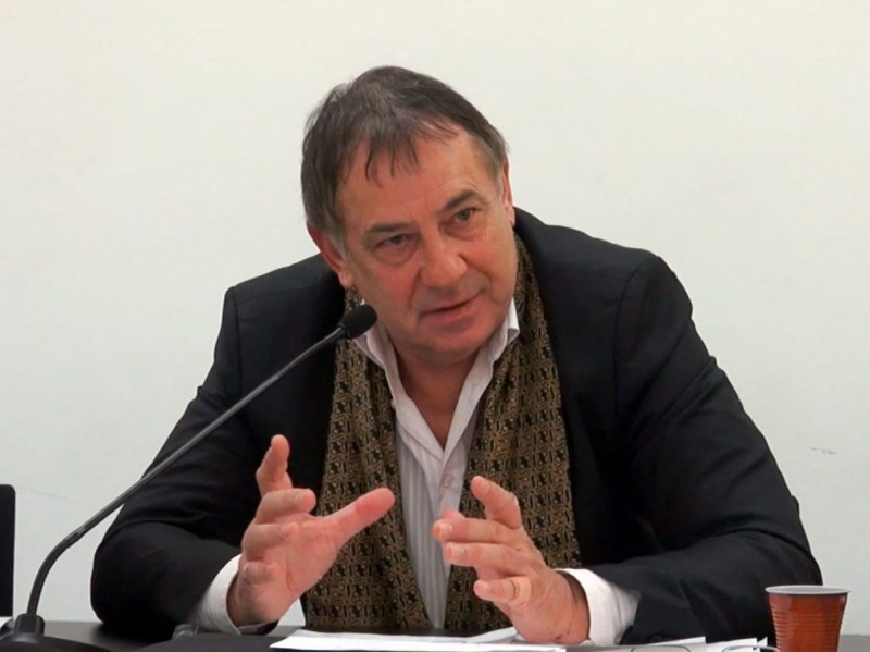 Bertrand Bruneteau,