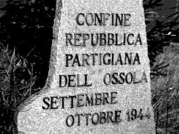 """I luoghi della memoria della Resistenza: la """"Repubblica"""" dell'Ossola"""