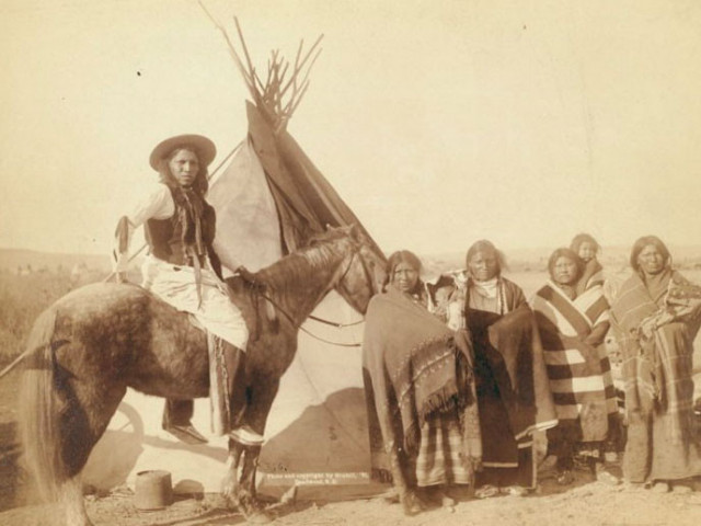 La Giornata della memoria 2019 dedicata alla storia tragica dei nativi americani