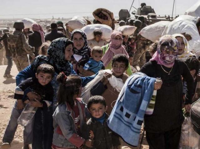 Le migrazioni politiche e i diritti violati ieri e oggi
