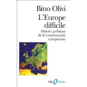 Histoire politique de l'intégration européenne